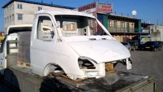 Кабина ГАЗ 3302 ГАЗель Бизнес в мет. окр. под дв. УМЗ 4216