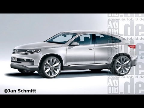 volkswagen touareg cc preview youtube