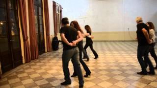 Clase de Baile Ameriano de TanzBA en Antezana 340 del 18/07/15