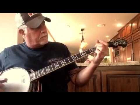 I Lived It - Blake Shelton - Banjo Cover