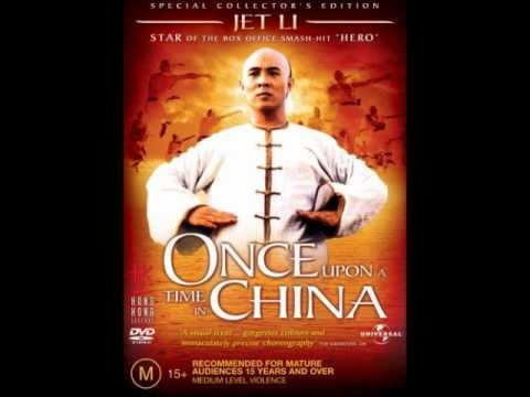 Wong FeiHong  Once Upon A Time In China Theme Cantonese Lyrics