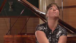 Anna Hajduk-Rynkowicz – J. Elsner, Polonaise in E flat major (First stage)