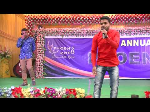 Sambalpuri Comedy Anchoring Sujit And Bikram