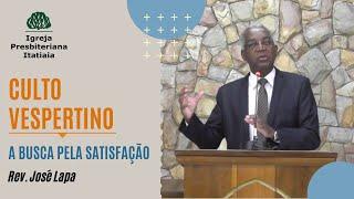 Culto Vespertino (03/05/2020) - Igreja Presbiteriana Itatiaia