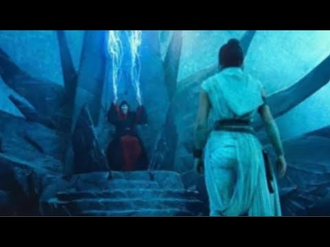 Rey Vs Emperor Palpatine Full Scene Star Wars The Rise Of Skywalker Youtube