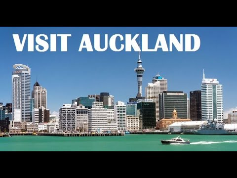 Visit Auckland | Visit New Zealand | New Zealand Beauty | Auckland Downtown New Zealand 2019