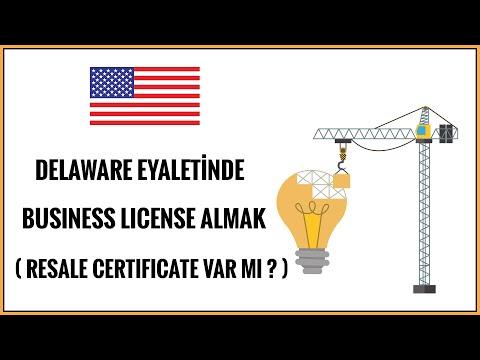 Delaware Business License Nasıl Alınır? - How to Get a Delaware Business License?