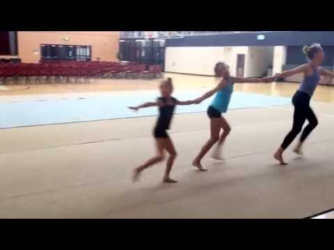 Our contemporary dance to Duke Dumont