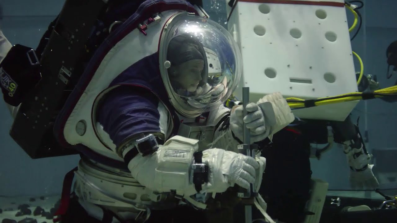 NASA Testing Tools, Spacesuits, Facilities to Prepare for Moonwalks