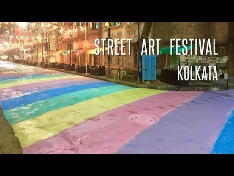 KOLKATA | INDIA | Making of Street Art | West Bengal