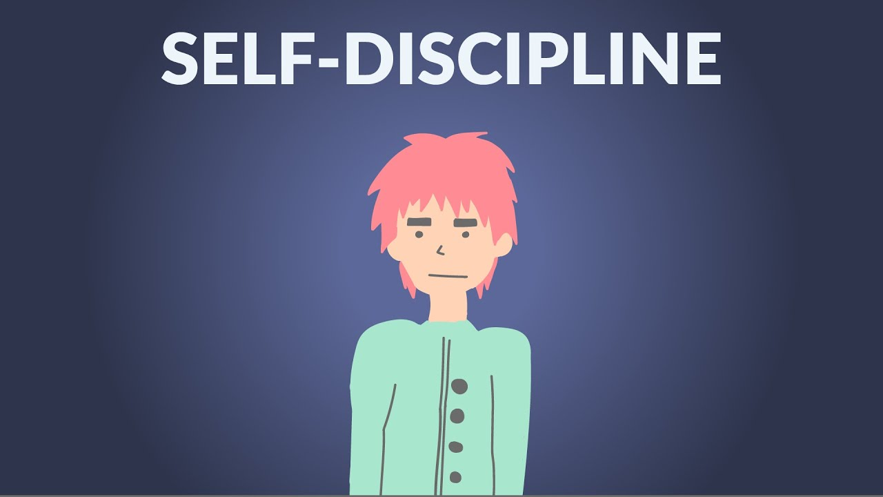 article on discipline in life