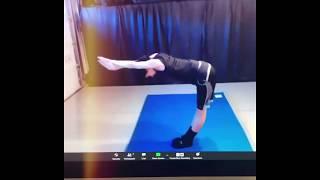 Hamstrings - Dynamic & Static Stretching