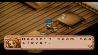 Harvest Moon 64 100% Walkthrough : Episode 1 - Karen Is Easy