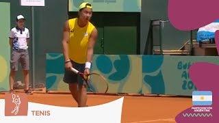 #ArgentinaOlímpica | Primer set - Final de dobles masculinos