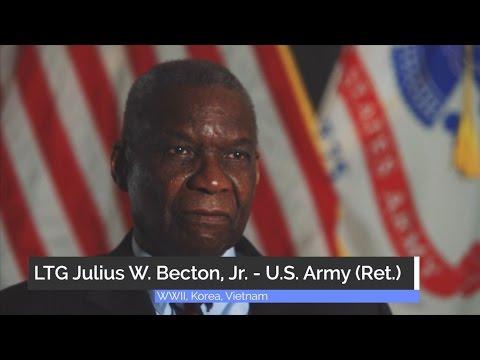 Lieutenant General Julius W. Becton, Jr., U.S. Army (Ret.)