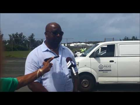 Police Confirm Body Found In Sandys, June 17 2016