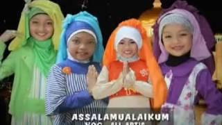 Lagu sholawat anak islami mila meylani assalamu'alaikum