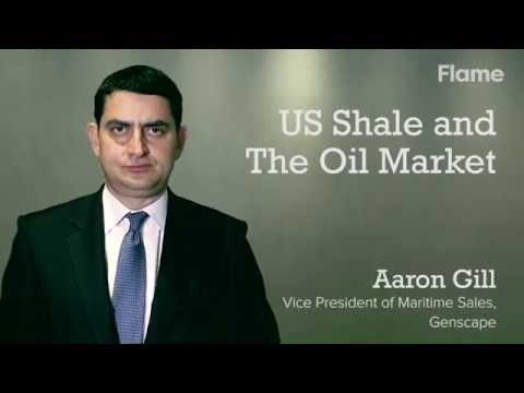 US shale and the oil market with Aaron Gill