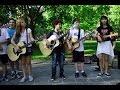 Teen Flash Mob takes Madison Square Park