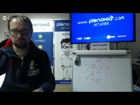 Workshop Plenoxia - Tecniche di Networking - 04.12.2014