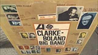 Clarke - Boland big band - Om Mani Padme Hum (1962 - Vinyl)