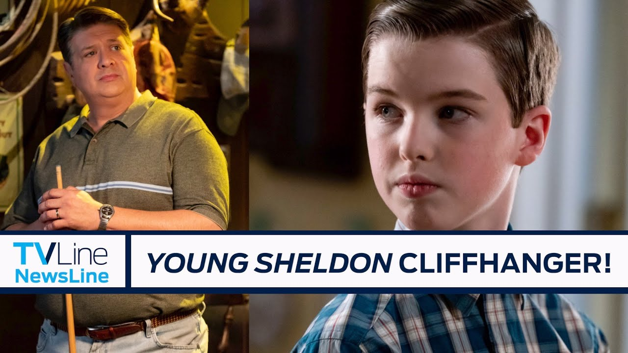 Download 'Young Sheldon' EP on Finale Cliffhanger & George's Fall From Grace   NewsLine