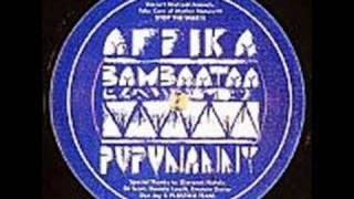 AFRIKA BAMBAATAA Pupunanny