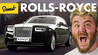 ROLLS ROYCE - Everything You Need to Know | Up to Speed