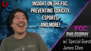 FGC Philosophy. James Chen Talks About The Fighting Game Community