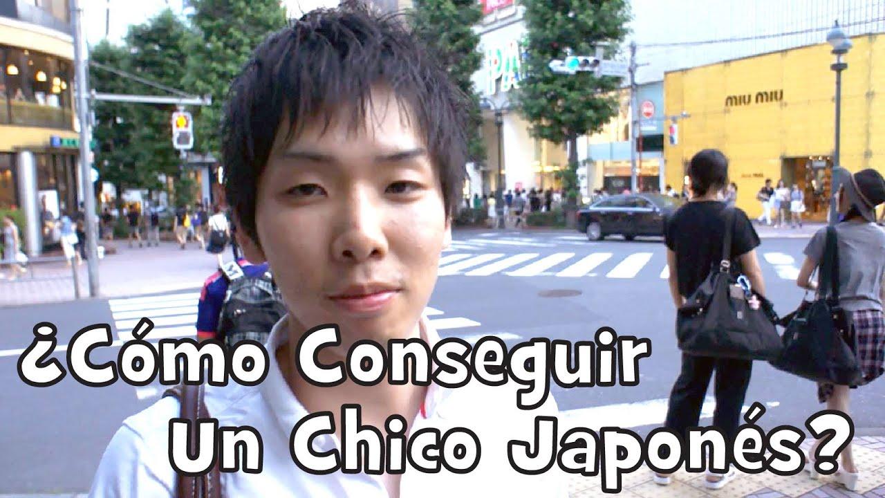 como ligar con un chico japones