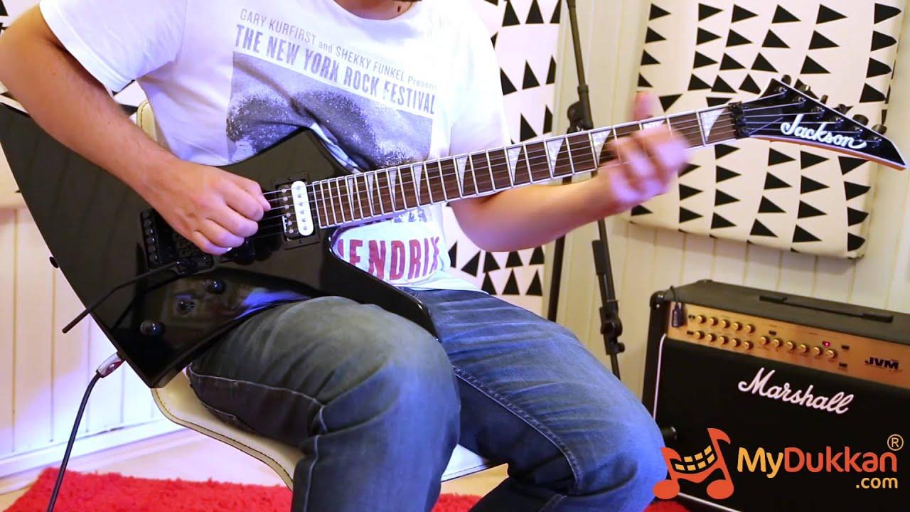 jackson js32 kelly floyd rose elektro gitar İncelemesi jackson js32 kelly floyd rose elektro gitar İncelemesi hızlı video