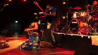 Fatoumata Diawara live in Hannover  -  2 -  Masalafestival