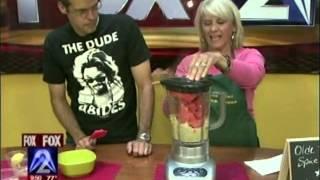 Watermelon Gazpacho Soup Olde Town Spice Shoppe