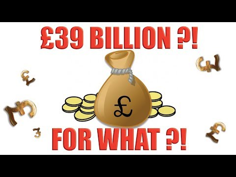 Brexit UK to pay the EU £39 Bn - for a promise?!