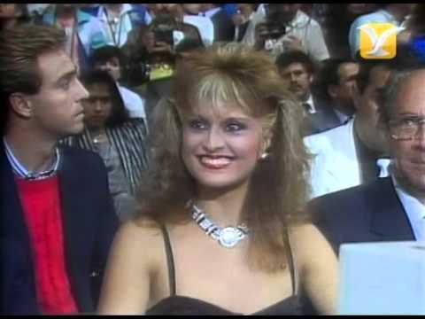 Arzu Ece, Fever in my Side, Festival de #ViñadelMar 1989, Competencia Internacional