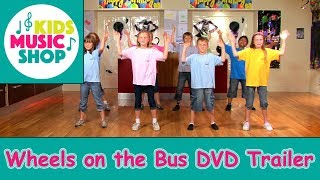 Download Wheels on the Bus DVD Trailer MP3 song and Music Video