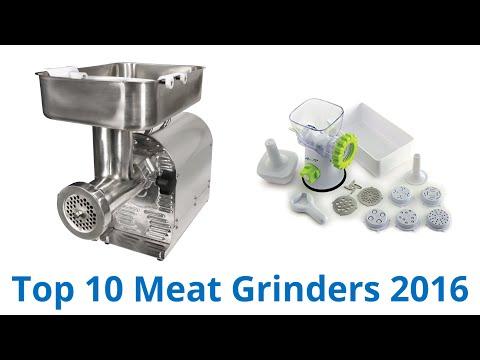 10 Best Meat Grinders 2016