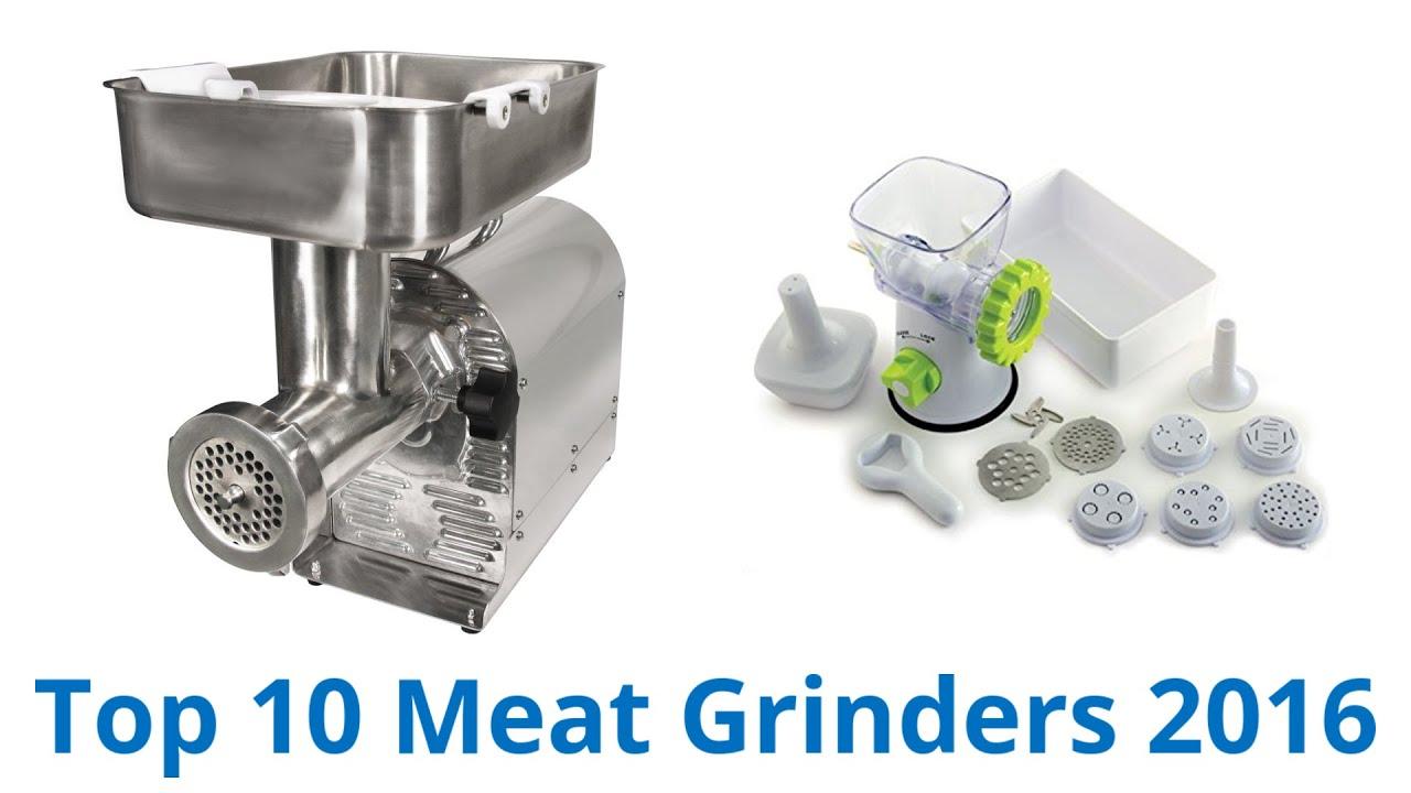 10 best meat grinders 2016 youtube