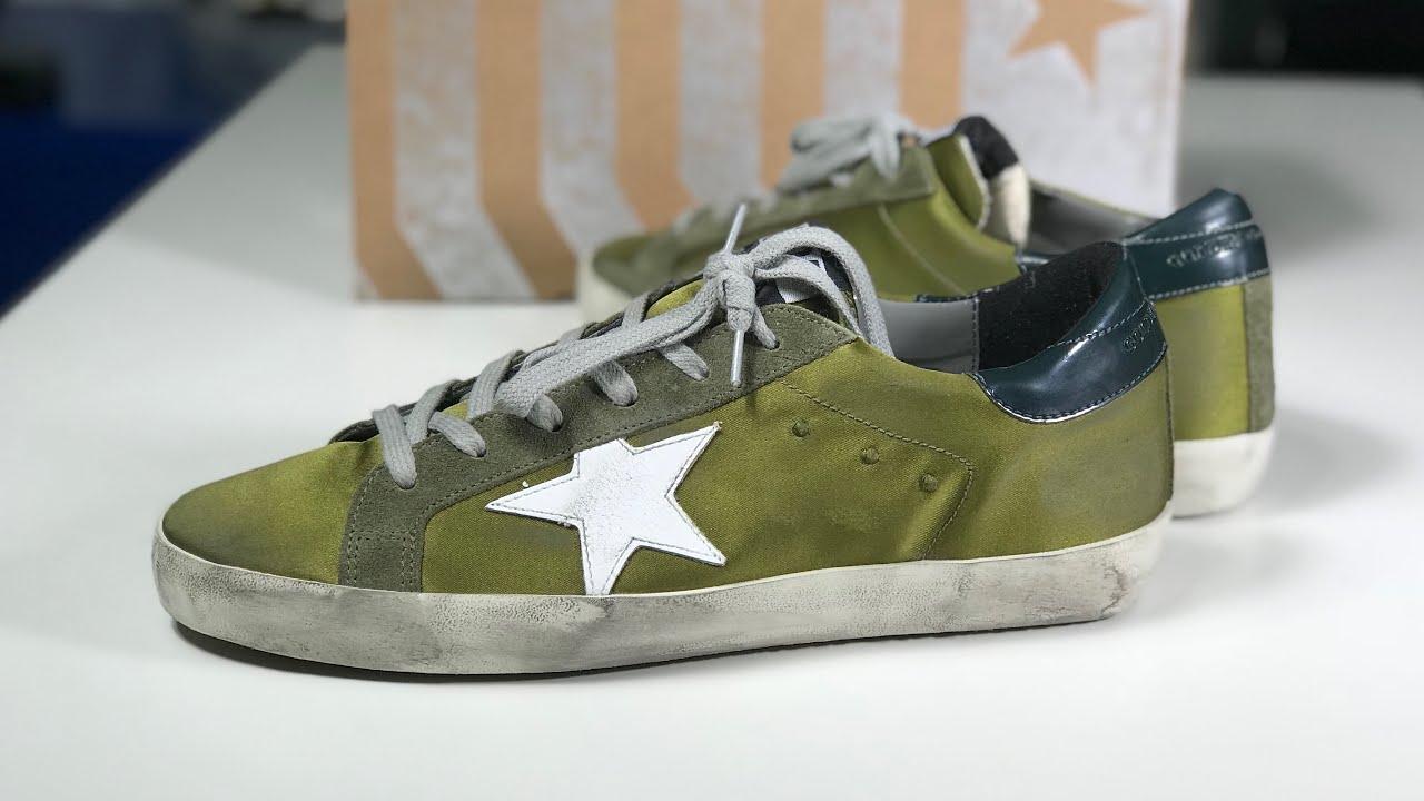 discounted golden goose sneakers