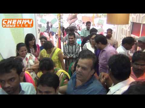 Natural ice cream inaguration in Anna Ngr chennai