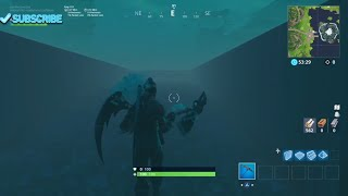Fortnite Under The Map Glitch At Loot Lake | Epic Please Fix