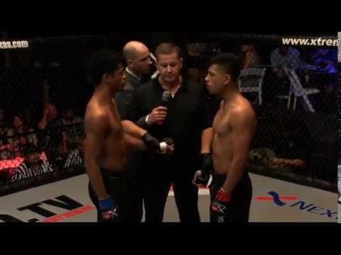XKO 33 Cameron Miller vs Joel Gonzales