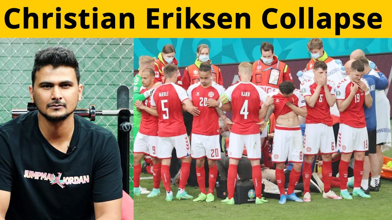 Denmark vs Finland live: Euro 2020 match suspended due to ...