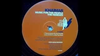Khaimar  -  Music For The People (Vincent Kwok