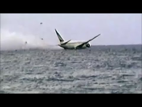 Ethiopian Airlines Flight 961 - Crash Animation