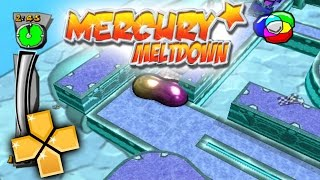 Mercury Meltdown PPSSPP Gameplay Full HD / 60FPS