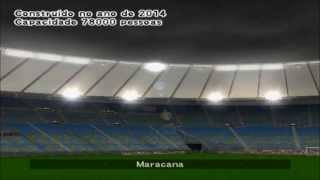 Maracanã (reformado) we10 - B.P. Golden