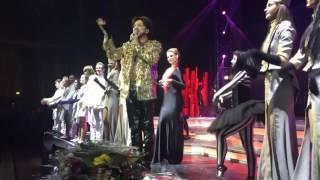 Ф.Киркоров в  Бишкеке,  24.02.2017. Сотый концерт шоу «Я».
