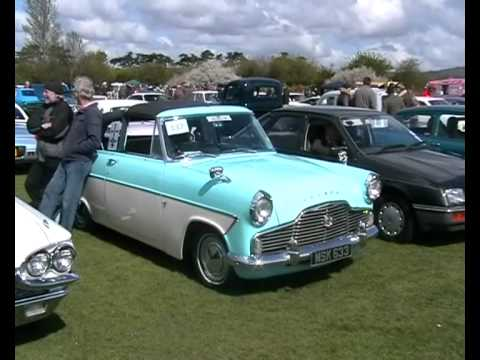 Kent's All Ford Show - Aylesford - 15 April 2012