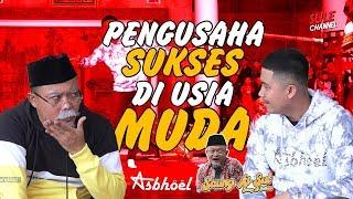 Rahasia Sukses di Usia Muda Ala Asbhoel Asal Ngebul! - Saung KiSut (Ki Sutisna)